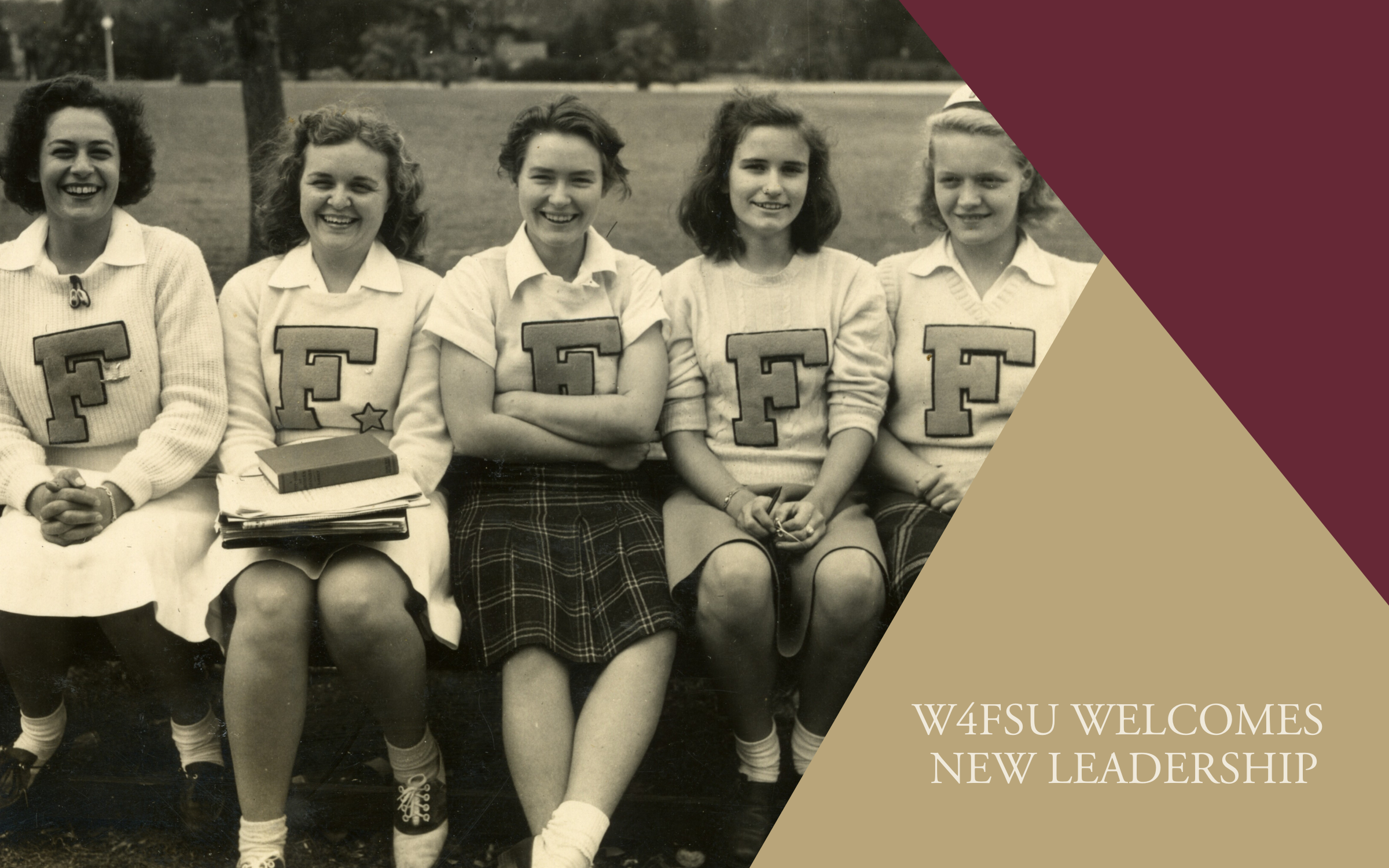 W4FSU Welcomes New Leadership