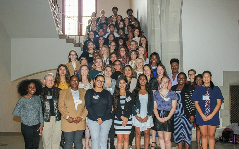 Photo of the 2018 Women's Leadership Institute participants